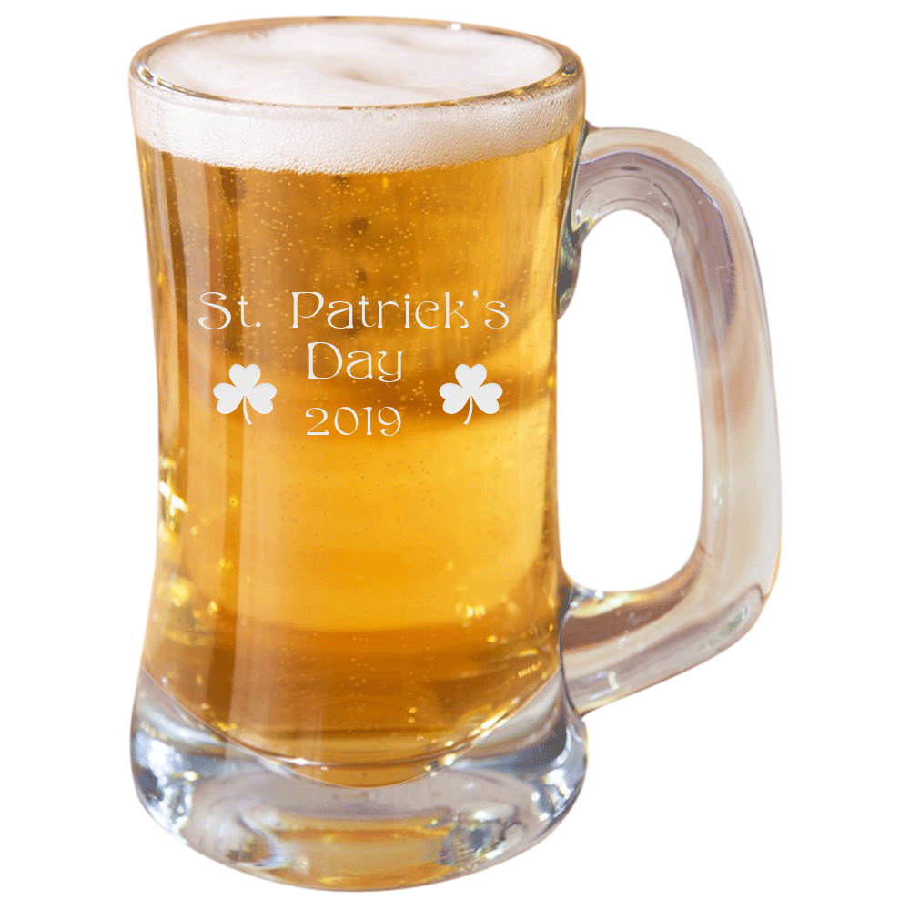 St Patrick S Day Yearly Beer Mug