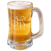 I Heart St. Patrick's Day Annual Beer Mug