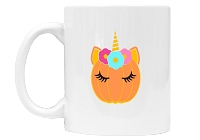 Pumpkin-Unicorn Mug