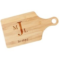 Personalized Paddle Board - Offset Monogram