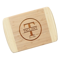 Custom Bamboo Cutting Board - The Timmon