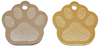 Polished Paw Pet ID Tag