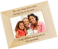Quoted Personalized Photo Frame