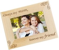 Always Your's Personalized Photo Frame