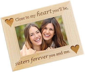 Close To My Heart Personalized Photo Frame